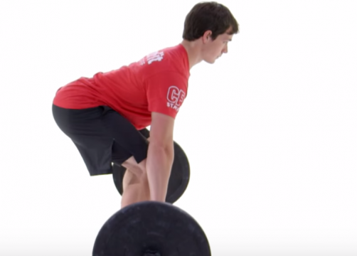 De Deadlift – CrossFit