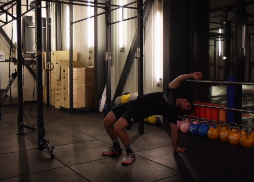 Squat Flow Demo – CrossFit Barendrecht
