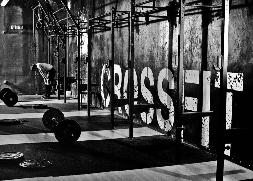 CrossFit WOD Performance 01/04/2016 – CrossFit Rotown