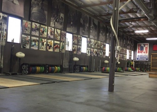 CrossFit WOD Competition 29/03/2016 – CrossFit Rotown