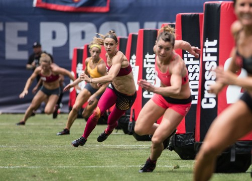 CrossFit Rotown competition voorbereiding – 1 week out