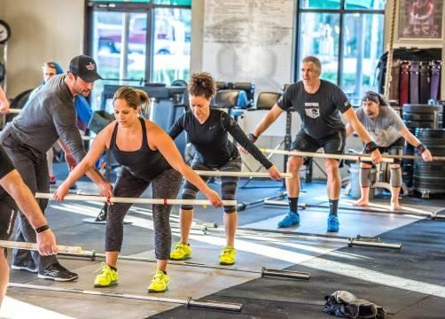 CrossFit WOD Fitness 02/04/2016 – CrossFit Rotown