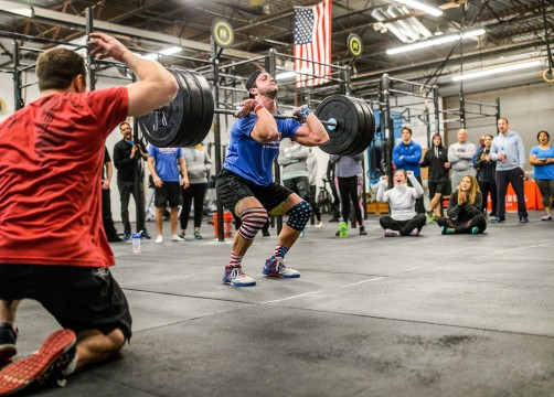 CrossFit Training Plan Competition 02/04/2016 – CrossFit Rotown