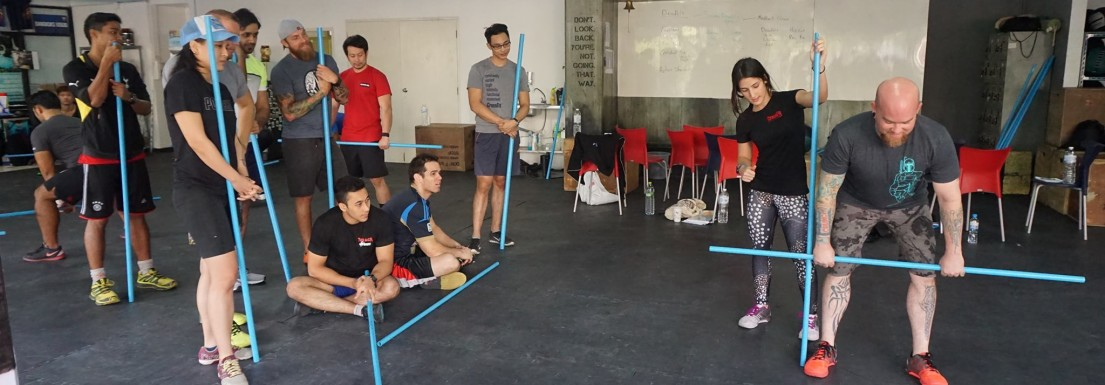 CrossFit OFF/Z1/CATCHUP 03/04/2016 – CrossFit Rotown