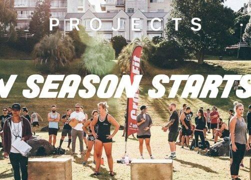 Programmering CrossFit Rotown seizoen 2017-2018