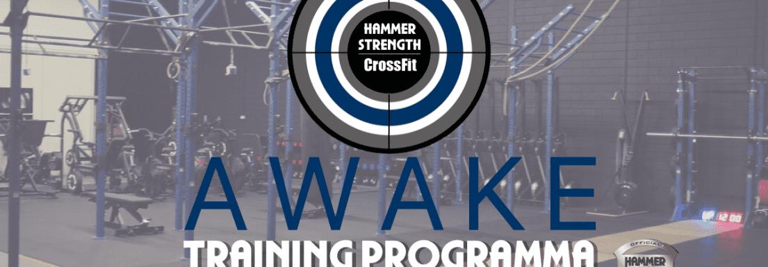 Awake Training Programma