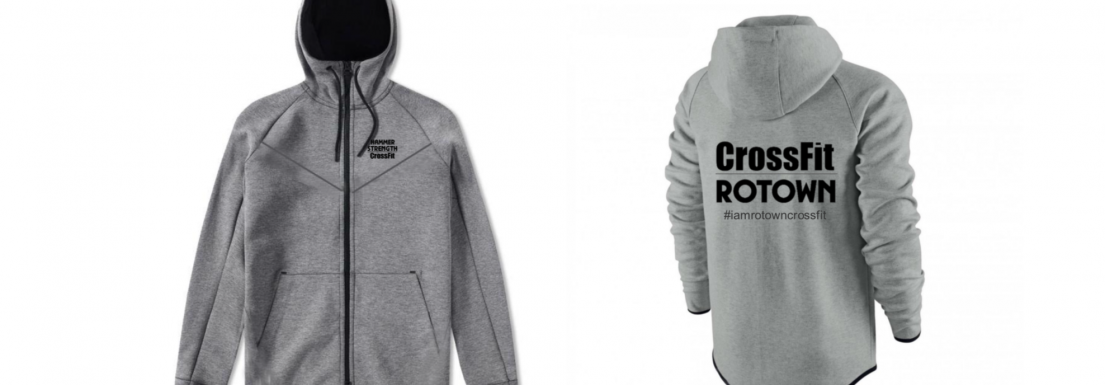 CrossFit Rotown Barendrecht Clothing