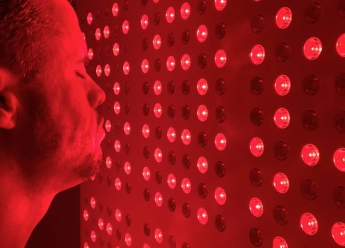 Hoe werkt infrarood lichttherapie?