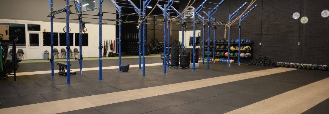 Over RPTC Fitness Barendrecht
